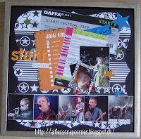 Mads Langer . Start festival 2009