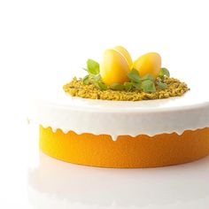 Collection 2011 #frankhaasnoot #dobla #pastry #pastries #passion #chocolat #cake #chocolate #cakeshop #entremet