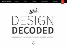 article with list of website examples with creative parallax  scroll animation effects