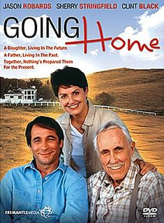 Going Home (2000) Sherry Stringfield stars as Katherine who on learning that her elderly father is behaving strangely returns home from her life in the city. Confronted by her father's memory loss she finds herself becoming torn between spending time with him and what she has in the city.