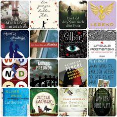 Lieblingsbücher 2013