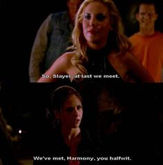 'Buffy The Vampire Slayer' on the surface was a television show about killing vampires. However, a deeper look reveals that it was about life, love and hope. Here are 46 life lessons 'Buffy The Vampire Slayer' taught us.