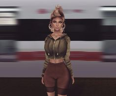 🚄 #subway #imvu
