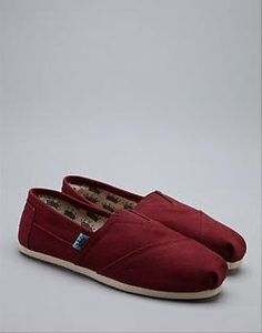 We Are Saints present these stylish mens slip on espadrilles which are crafted in a burgundy coloured canvas and feature stitched panelling, elasticated V inserts to the sides, plus woven branding sits on the heel. These trendy pumps also feature a logo printed lining and breathable leather insole to complete.