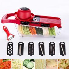 Carrot Cucumber Rotate Spiral Kitchen Gadgets Vegetable Cutter Tools viv