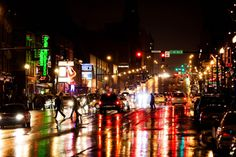 Things to do in Tennessee...8) Take in the lights of Music City