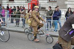 Tweed Ride, Londres 2013.