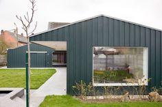 House De Groote - Van Hoeck   Tisselt-Willebroek, Belgium   ONO Architectuur   photo by Ilse Liekens