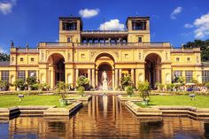 Orangerie (Potsdam, Brandenburg, Germany) Photo by Wolfgang Staudt