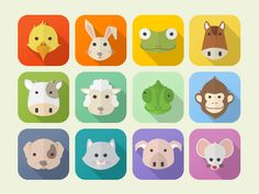My Talking Pet Icons
