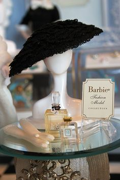 "Table at front of ""Belles Choses"" 1 by think_pink1265, via Flickr"