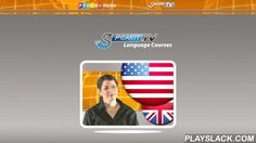 ENGLISH - On Video! (CX000)  Android App - playslack.com , Ready to learn English? Whether this is your first time learning English, or if you already know some basic English and just want to improve your speech and expand your vocabulary, the SPEAKIT LANGUAGE Course will make speaking and understanding English much easier than you ever imagined! Each SPEAKIT language-learning course includes 20 videos (a total of around 2.5 hours), with each video covering a different everyday situation…