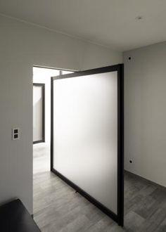 Pivot Doors, Sliding Doors, Plank, Ramen, Oversized Mirror, Modern, Room Decor, Windows, Architecture