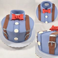 Dandy cake portuguese dandys – Pastry World Royal Cakes, Birthday Cakes For Men, Cake Birthday, Fondant Cakes, Cupcake Cakes, Gym Cake, Cake Frame, Shirt Cake, Cake Templates