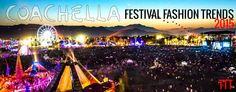 The Festival Fashion Trends of Coachella 2015
