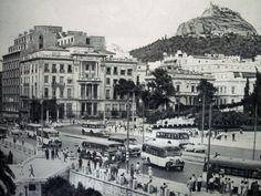 Syntagma Square...