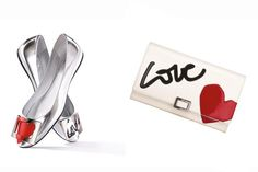 """Roger Vivier 2015 Spring """"LOVE"""" Collection"""