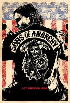 Sons of Anarchy - my absolute FAVE show at the moment.....who would have thought a bunch of bikers could win my heart and make me CRY so damn much :)