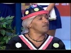 Tiririca e Gilberto Barros em A Praça é Nossa - SBT (2002) - YouTube
