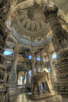 Jain Temple,Udaipur,India
