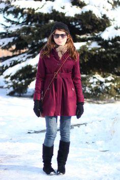 Chicago Winter Fashion On Pinterest Winter Street Fashion Winter Street Styles And Winter
