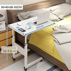 Laptop Stand For Bed, Computer Stand For Desk, Bed Stand, Stand Up Desk, Laptop Table, Best Ladder, Ladder Desk, Reading Table, Wall Mounted Desk