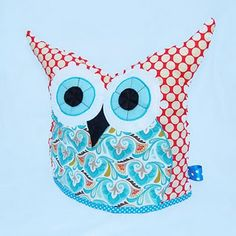 Sam the Owl Tea Cozy