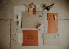 Greenhouse Inspiration am Stadtrand Roms Letterpress Wedding Stationery, Letterpress Printing, Elope Wedding, Boho Wedding, Small Greenhouse, Bohemian Bride, Wedding Announcements, Wedding Invitation Suite, Just Married