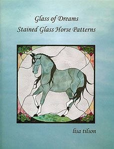 Stained Glass Horse Patterns - Capture the Elegance of Horses in the Beauty of Stained Glass Bring alive the spirit and beauty of horses with these st Custom Stained Glass, Faux Stained Glass, Stained Glass Designs, Stained Glass Panels, Stained Glass Projects, Stained Glass Patterns, Mosaic Designs, Mosaic Glass, Fused Glass