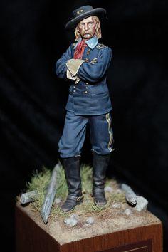 General George Custer - 1865