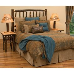 DeLaura Bedding Set by Wooded River - WD25520-SQ