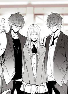 Seven Mystic Messenger, Mystic Messenger Unknown, Mystic Messenger Fanart, Anime Couples Drawings, Anime Couples Manga, Saeran Choi, Saeyoung Choi, Light Novel, Anime Love