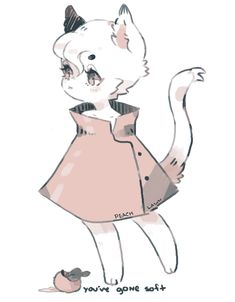game development announcement by satrn on DeviantArt Arte Furry, Furry Art, Animal Drawings, Cute Drawings, Cute Art Styles, Dibujos Cute, Furry Drawing, Art Reference Poses, Pretty Art