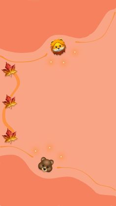 Back Wallpaper, Cute Emoji Wallpaper, Cute Cartoon Wallpapers, Disney Wallpaper, Aesthetic Iphone Wallpaper, Aesthetic Wallpapers, Birthday Captions Instagram, Overlays Tumblr, Instagram Frame Template