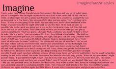 Imagine Harry OH.... MY... GOD.... :''))))) Draco Malfoy Imagines, 5sos Imagines, Harry Styles Imagines, One Direction Imagines, One Direction Photos, I Love One Direction, Imagines Crush, Cant Sleep At Night, Cher Lloyd