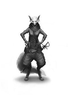 Fox Rogue by Windmaker.deviantart.com on @deviantART
