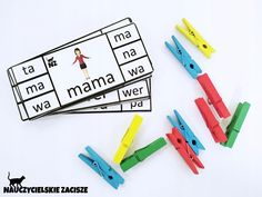 Teaching, Montessori, Cards, Printables, Speech Language Therapy, Projects, Print Templates, Education, Maps