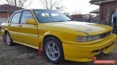 1991 Mitsubishi Galant Turbo VR4 4WD Rally / Race car CAMS AMSAG Drift Project #mitsubishi #galant #forsale #australia