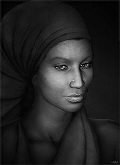 amazing face by John Girouard