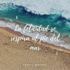 13 Mejores Imágenes De Ha Frases De La Playa Frases Del