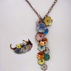 Ceramic Jewelry, Enamel Jewelry, Copper Jewelry, Resin Jewelry, Jewelry Art, Beaded Jewelry, Unique Jewelry, Vintage Jewelry, Handmade Jewelry