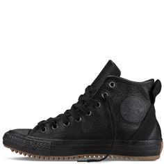 Chuck Taylor Hollis Boot #winter #shoes #converse