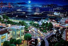 levkonoe: A.Chen - Moonlight Bay
