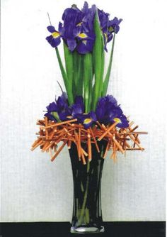 From the Floral Art Society of New Zealand