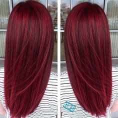 Pretty dark red color
