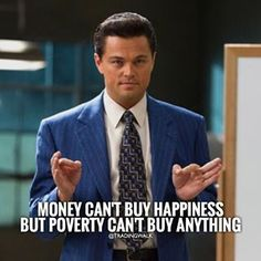 Money cant buy happiness but poverty cant buy anything  Trading Walk ... Simple Candlestick Trading Strategy, Strategies, Tips And Education ... #Forex #Stocks #Binary #Traders #Trading #Money #Investing