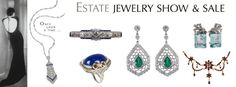 Our 2-day #Estate #JewelryShow & #Sale begins tomorrow at 10am! Join us to see some #timeless pieces from the private collections of #ElizabethTaylor, #FarrahFawcett, #BetteMidler, #RingoStarr, #DeanMartin, #MiaFarrow from #FrankSinatra, & many others!  This unique #event, created to bring you a new #generation of #memories, will take place at #CumberlandDiamondExchange on Friday, April 29th & Saturday, April 30th from 10am - 4pm.  RSVP Here: https://www.facebook.com/events/1815260452034984/