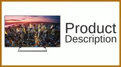 Panasonic TC-65CX850U Pro 4K Ultra HD Smart TV