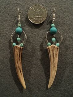 Your place to buy and sell all things handmade Your place to buy and sell all things handmade,spirulina tablets Chlorella … Deer Antler Jewelry, Deer Antler Crafts, Antler Art, Antler Necklace, Wire Jewelry, Beaded Jewelry, Jewelery, Crane, Deer Horns