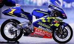 Suzuki RGV500 Kenny Roberts Jr #2001